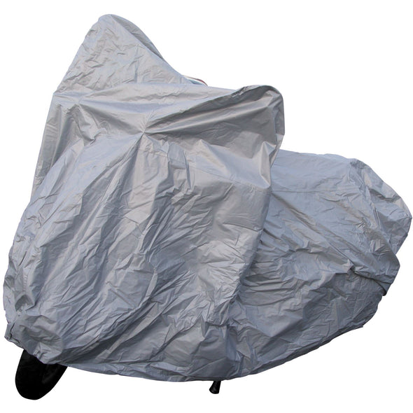 Silverline Motorbike Cover 230 x 87 x 105cm Motorcycle Scooter Moped Waterproof