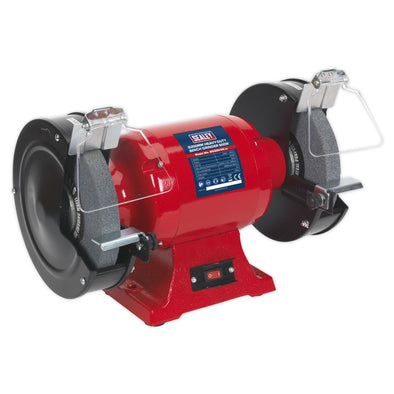Sealey Bench Grinder Ø200mm 600W/230V Heavy-Duty