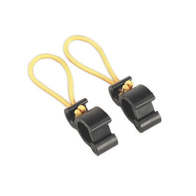 Sealey Tarpaulin Clip Pack of 2