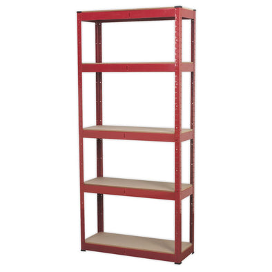Sealey Racking Unit with 5 Shelves 150kg Capacity Per Level
