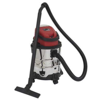 Sealey 20V Cordless 20L Wet and Dry Vacuum Cleaner Body Only
