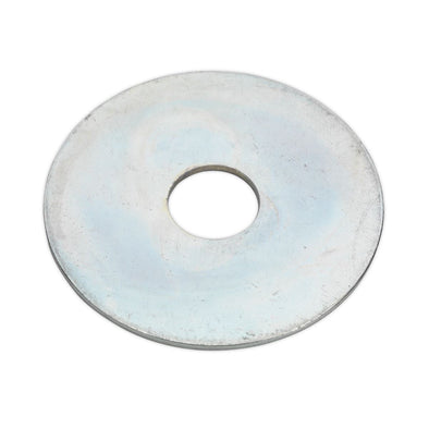 Sealey Repair Washer M10 x 50mm Zinc Plated Pack of 50
