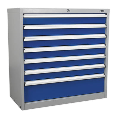 Sealey Premier Industrial Industrial Cabinet 7 Drawer