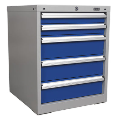 Sealey Premier Industrial Cabinet Industrial 5 Drawer