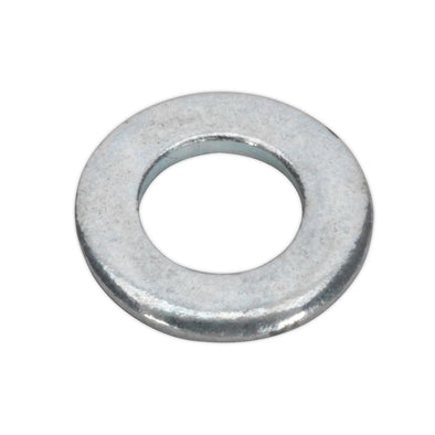 Sealey Flat Washer M4 x 9mm Form A Zinc Pack of 100