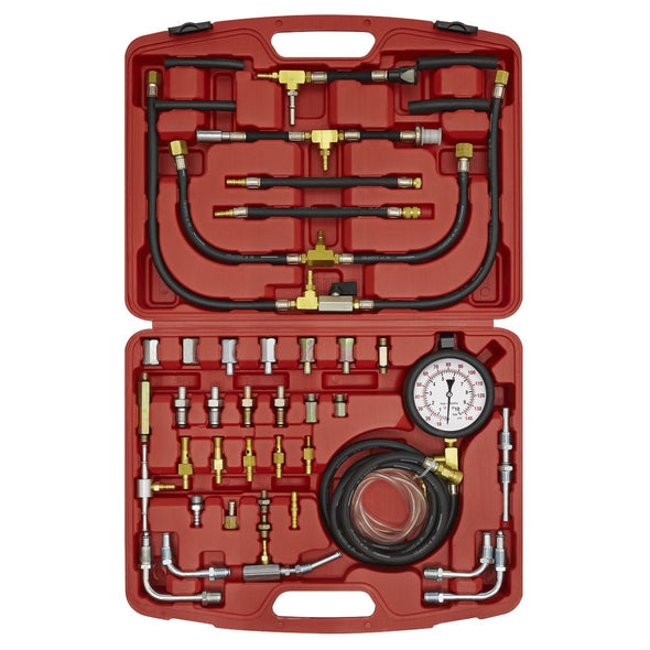 Sealey Fuel Injection Pressure Test Kit