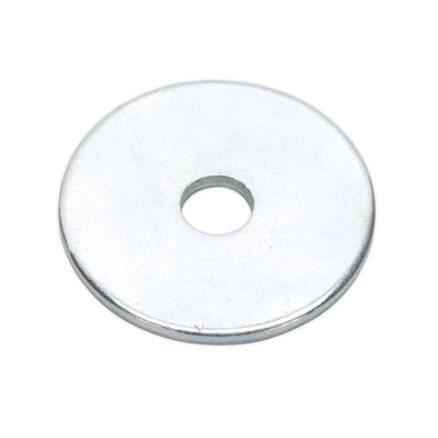 Sealey Repair Washer M5 x 19mm Zinc Plated Pack of 100