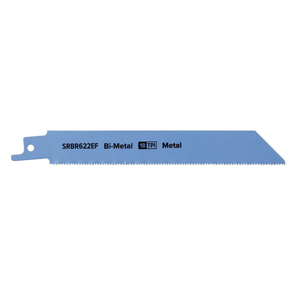 Sealey Reciprocating Saw Blade Metal 150mm 18tpi - Pack of 5