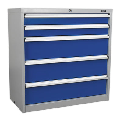 Sealey Premier Industrial Industrial Cabinet 5 Drawer