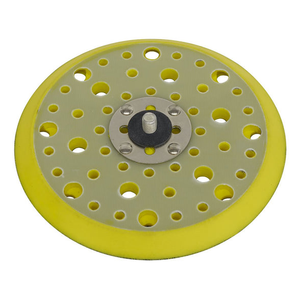 "Sealey DA Dust-Free Multi-Hole Backing Pad for Hook-and-Loop Discs Ø150mm 5/16""UNF"