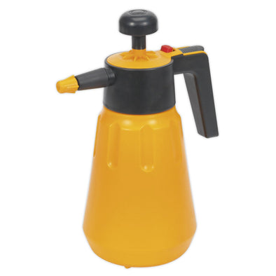 Sealey Hand Pressure Sprayer 1.5L