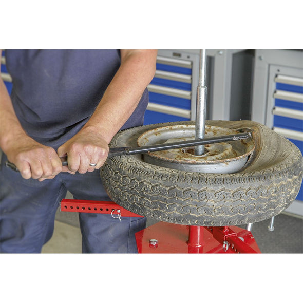 Sealey Motorcycle & Mini Tyre Changer
