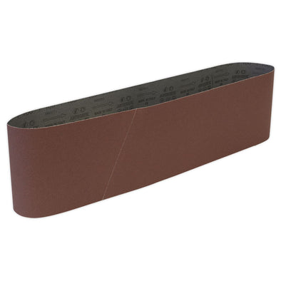 Sealey Sanding Belt 150 x 1220mm 100Grit