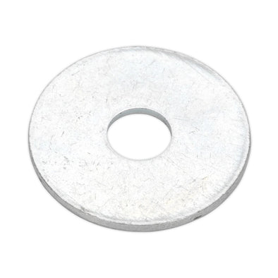 Sealey Repair Washer M8 x 50mm Zinc Plated Pack of 50