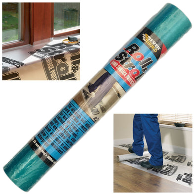 EverBuild Roll and Stroll Hard Surface Floor Protector 600mm x 25m