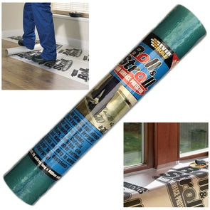 EverBuild 600mm x 75m Roll & Stroll Hard Surface Protector