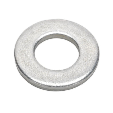 "Sealey Flat Washer 1/2"" x 1"" Table 3 Imperial Zinc Pack of 50"