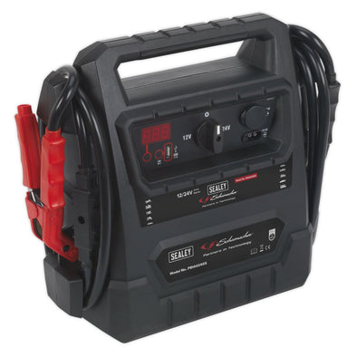 Sealey Schumacher Schumacher® RoadStart® Emergency Jump Starter 12/24V 4600 Peak Amps - DEKRA Approved