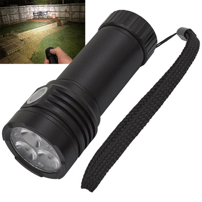 Sealey Pocket Light Torch Super Boost 3500 Lumens Rechargeable Osram P9 LED 30W