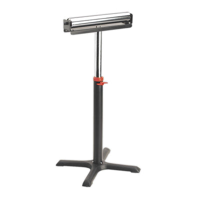 Sealey Roller Stand Woodworking Single Roller 90kg Capacity