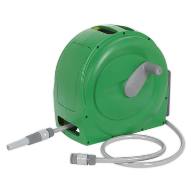 Sealey Water Hose Reel 20m