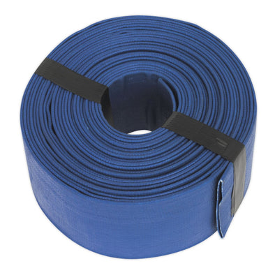 Sealey Layflat Hose 50mm x 10m
