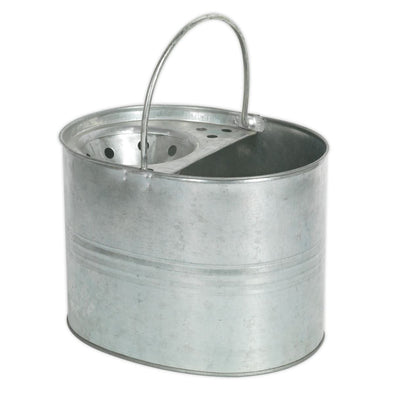 Sealey Mop Bucket 13L - Galvanized