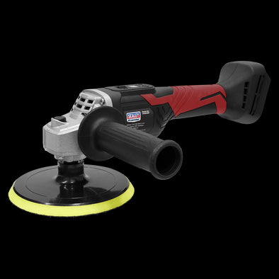 Sealey Premier Cordless Rotary Polisher Ø150mm 20V Lithium-ion - Body Only