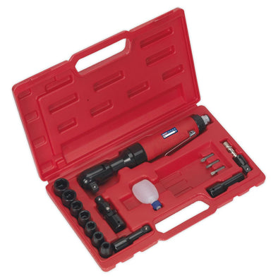 "Generation Air Ratchet Wrench Kit 1/2""Sq Drive"