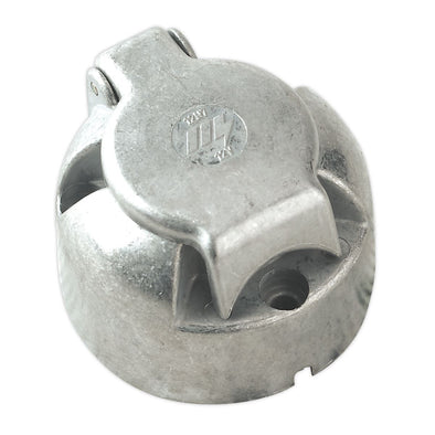 Sealey Towing Socket N-Type Metal 12V