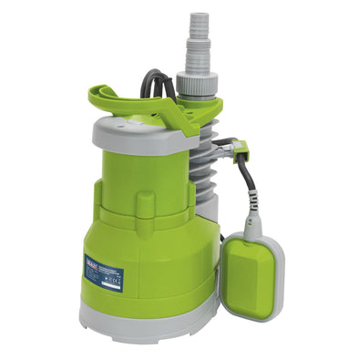 Sealey Submersible Clean Water Pump Automatic 183L/min 230V