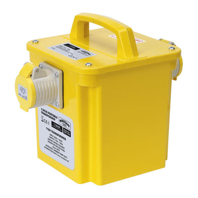 Worksafe by Sealey Portable Transformer 1.5kVA