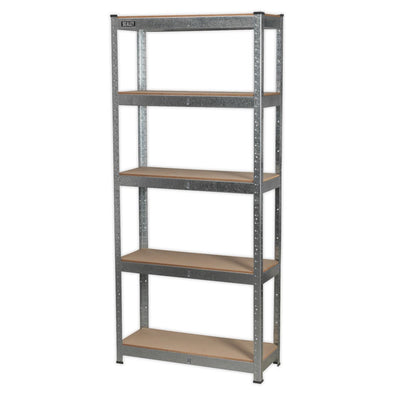Sealey Racking Unit 5 Shelf 150kg Capacity Per Level