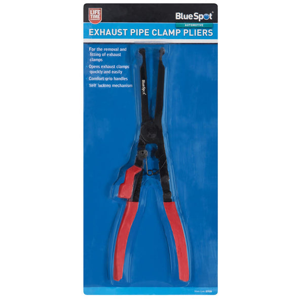 BlueSpot Exhaust Pipe Clamp Pliers 20-60mm