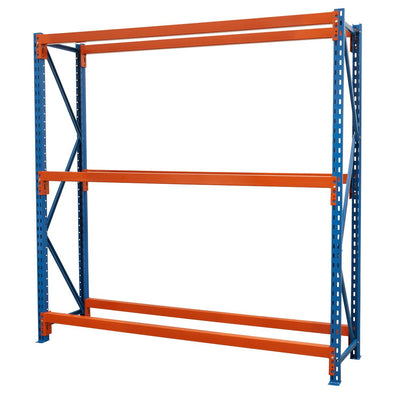 Sealey Two Level Tyre Rack 200kg Capacity Per Level