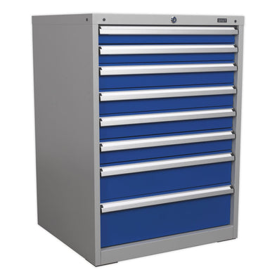 Sealey Premier Industrial Cabinet Industrial 8 Drawer