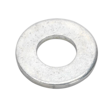 "Sealey Flat Washer 3/8"" x 3/4"" Table 3 Imperial Zinc Pack of 100"