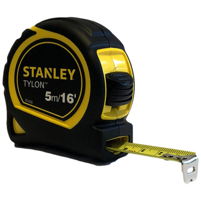 Stanley 5m (16ft) Pocket Tape Measure