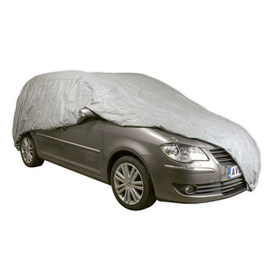 Sealey Premier All Seasons Car Cover 3-Layer - XX-Large
