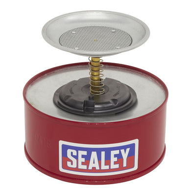Sealey Plunger Can 1L