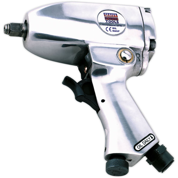 "Sealey 3/8"" Square Drive Heavy-Duty Air Impact Wrench"