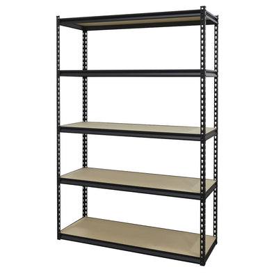 Sealey Racking Unit with 5 Shelves 220kg Capacity Per Level
