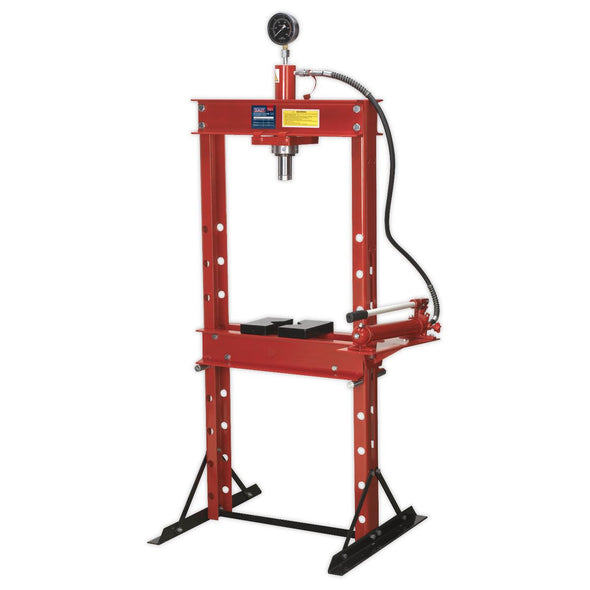 Sealey Hydraulic Press 20tonne Floor Type