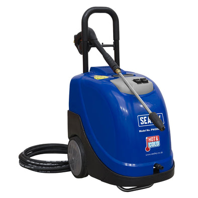 Sealey Hot Water Pressure Washer 135bar 230V