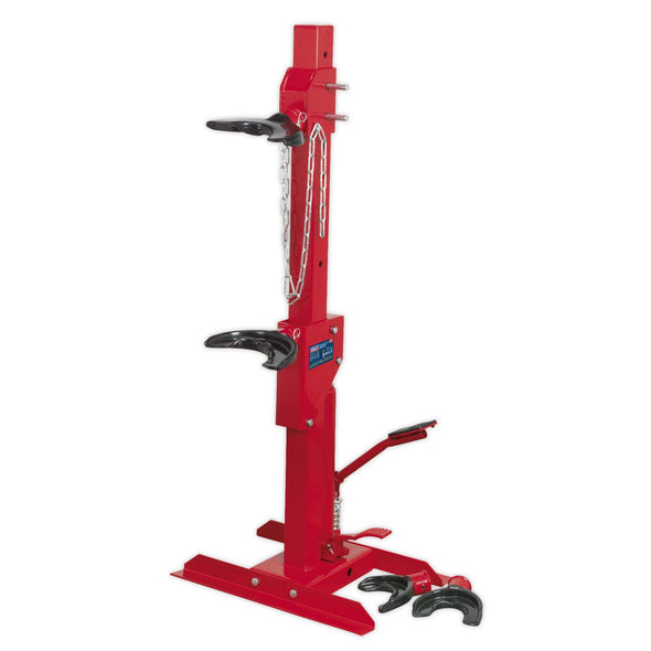 Sealey Coil Spring Compressing Station Hydraulic 1500kg Capacity