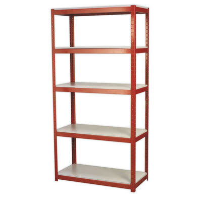 Sealey Racking Unit with 5 Shelves 500kg Capacity Per Level