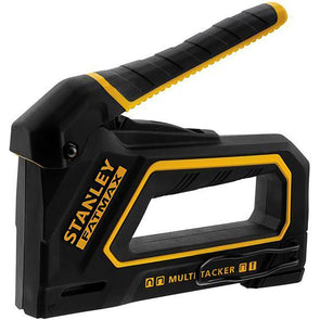 Stanley FatMax Composite 4-in-1 Stapler Nailer Multi Tacker Heavy Duty Gun