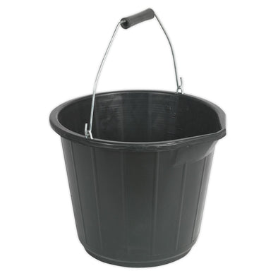 Sealey Bucket 14L - Composite