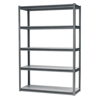 Sealey Racking Unit with 5 Shelves 600kg Capacity Per Level
