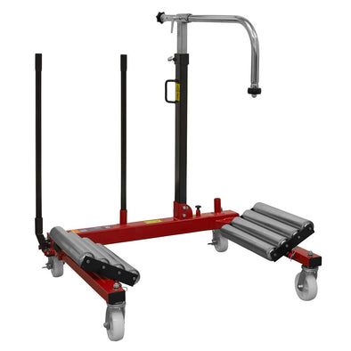 Sealey Wheel Removal Trolley 1200kg Capacity